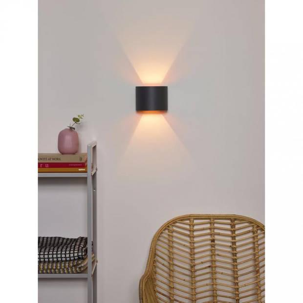 Lucide - xio wandlamp - grijs