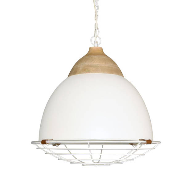 Label51 - hanglamp rootz 50x50x43 cm - wit