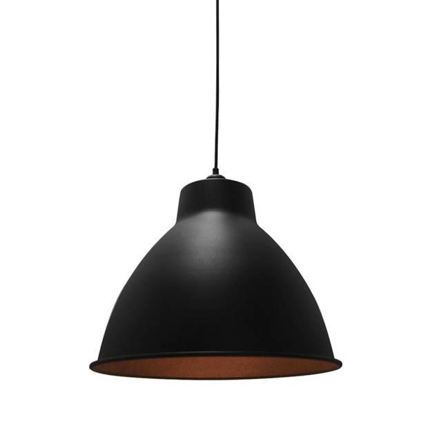 Label51 - hanglamp dome - zwart