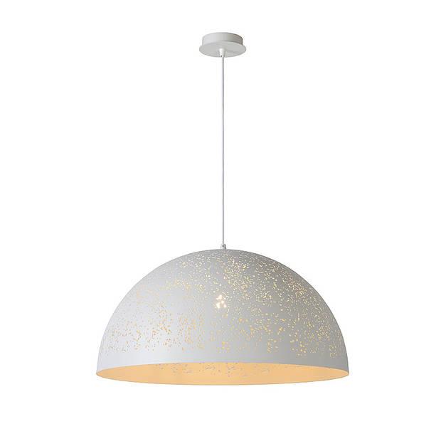 Lucide - eternal 60 cm hanglamp - wit