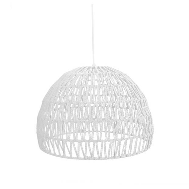 Label51 - hanglamp touw groot - wit