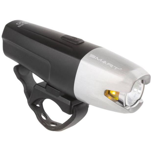 Smart koplamp batterij Suburb 800 led zwart