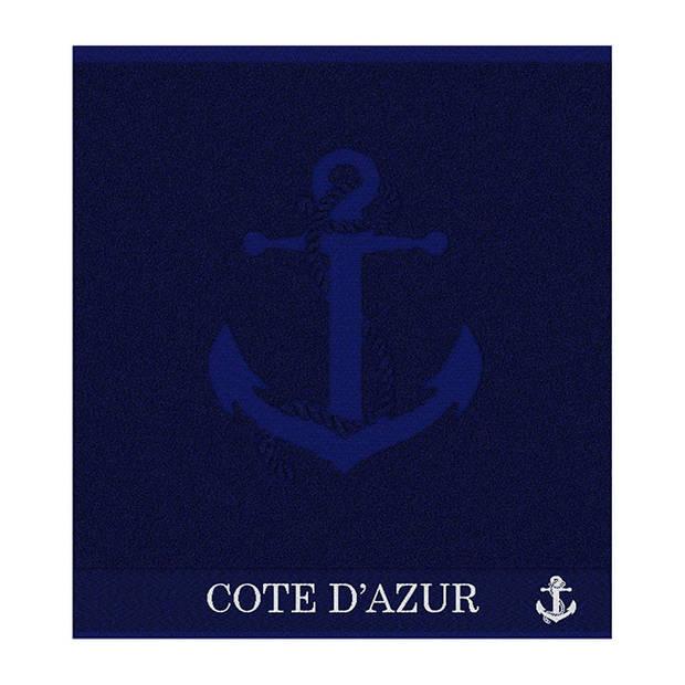 DDDDD Keukendoek Coast Navy (6 stuks)