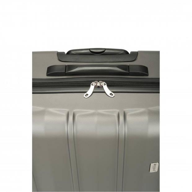 Princess Traveller Rome koffer ABS - L - Anthracite