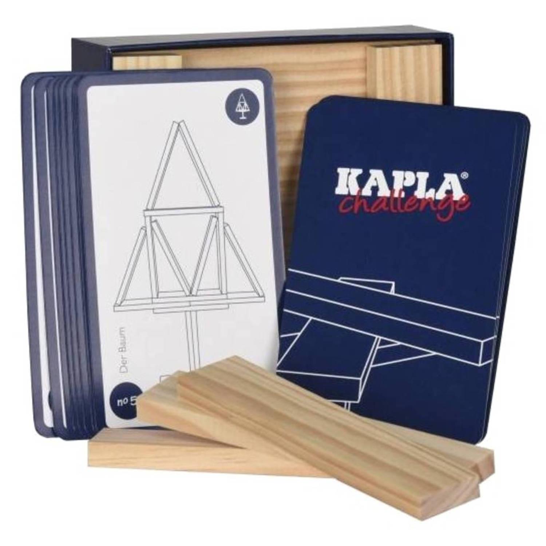 Kapla Challenge spel