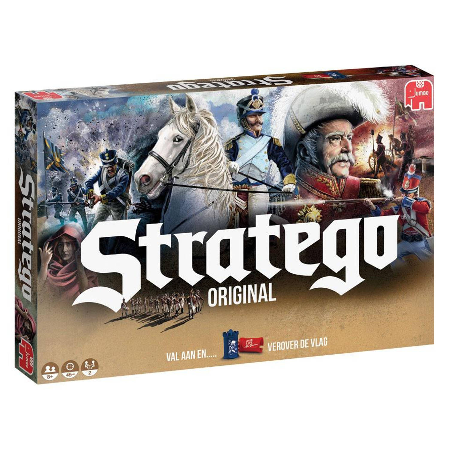Korting Jumbo Stratego Original 2017