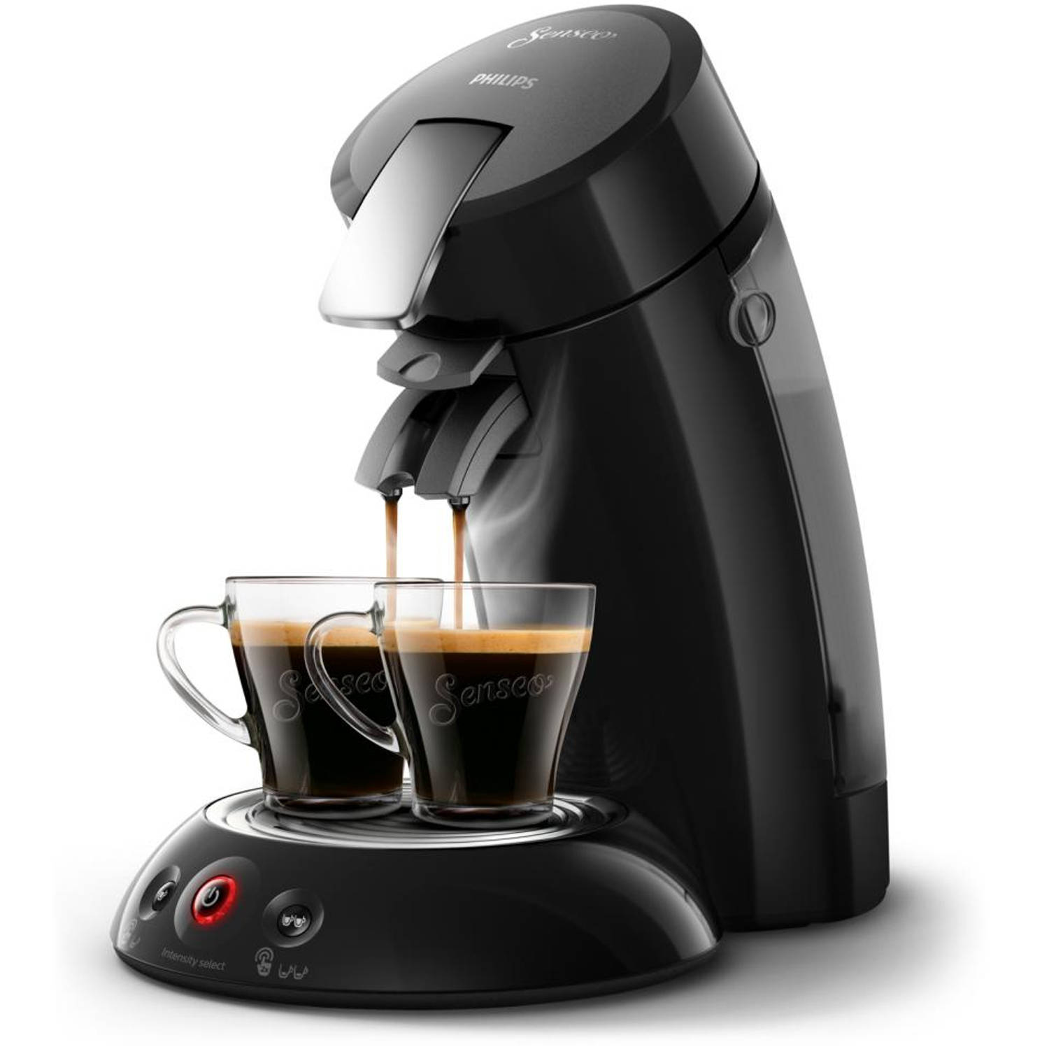 Philips SENSEO® Original koffiepadmachine HD6556/20 - zwart