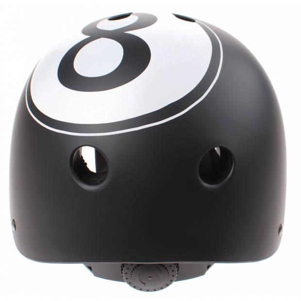 Cycle Tech fietshelm XCool 8-ball zwart