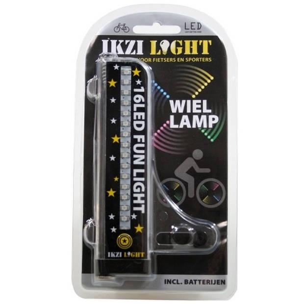 Ikzi Light Spaak-Wiellicht 16 Leds