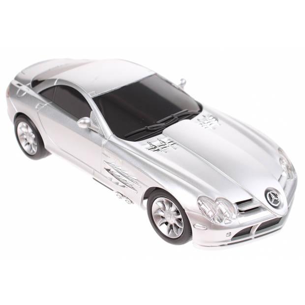 Radio Fun RC Mercedes-Benz SLR McLaren 1:24 zilver