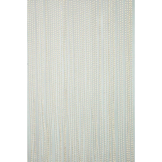 Lesli living vliegengordijn transparant pvc 90 x 220 cm