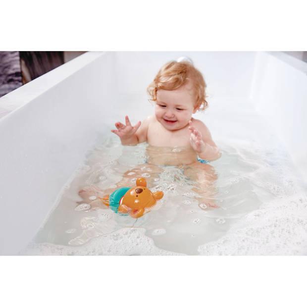 Hape zwemmende teddybeer badspeeltje