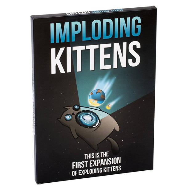 Imploding Kittens uitbreiding - Engelstalig