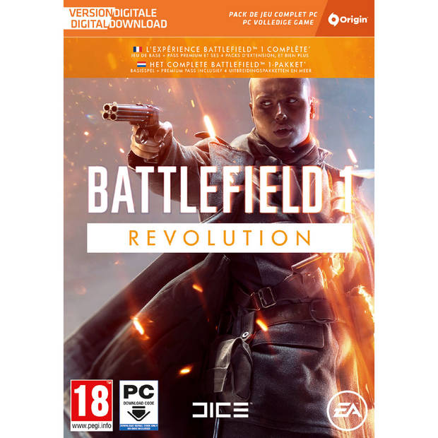PC Battlefield 1 Revolution