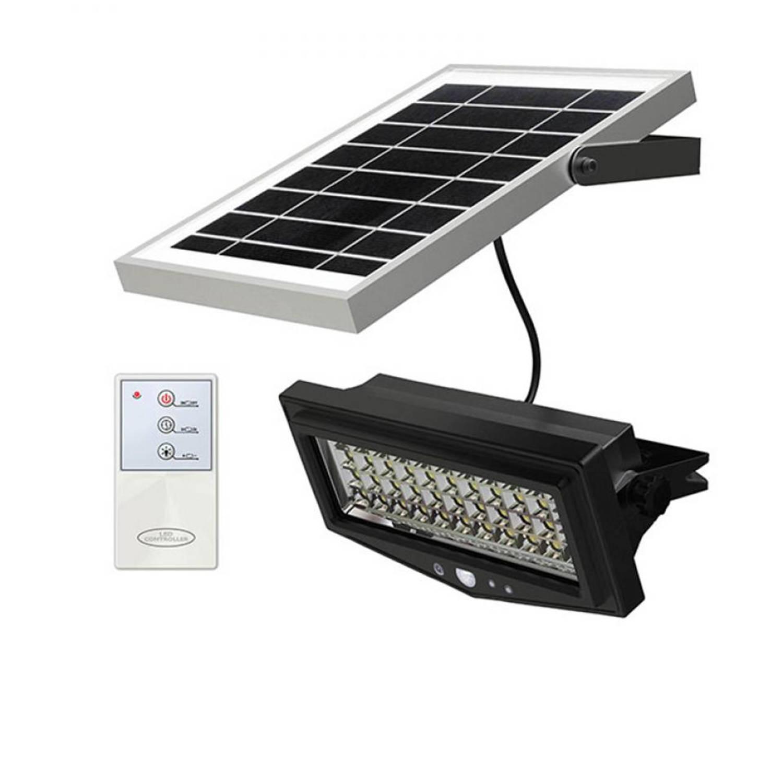 O'daddy alarm lamp los solarpanel + ab polaris