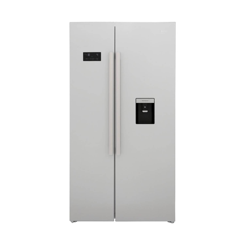 Beko GN163220S amerikaanse koelkasten - Roestvrijstaal