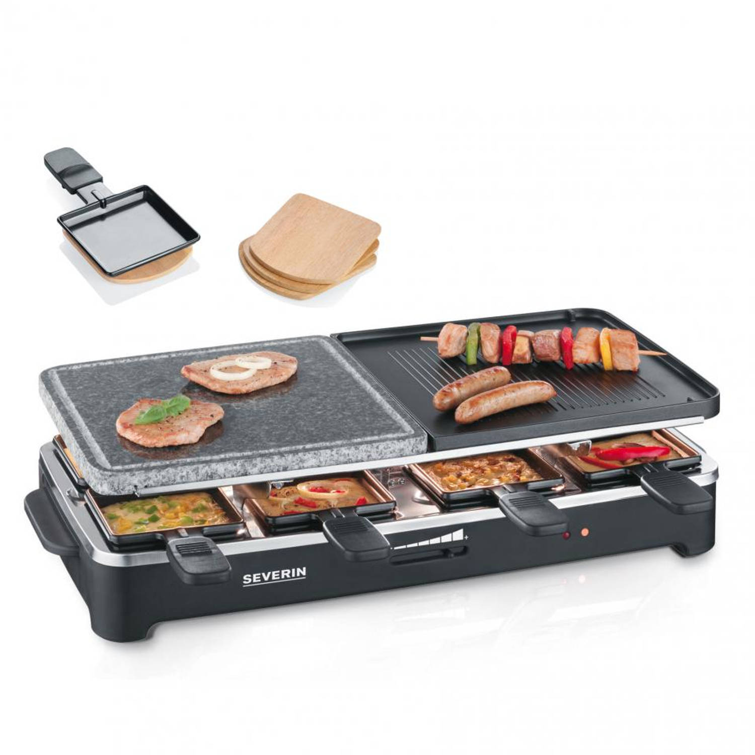 Severin raclette grill RG9474