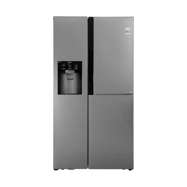 LG GSJ361DIDV amerikaanse koelkasten - Grafiet