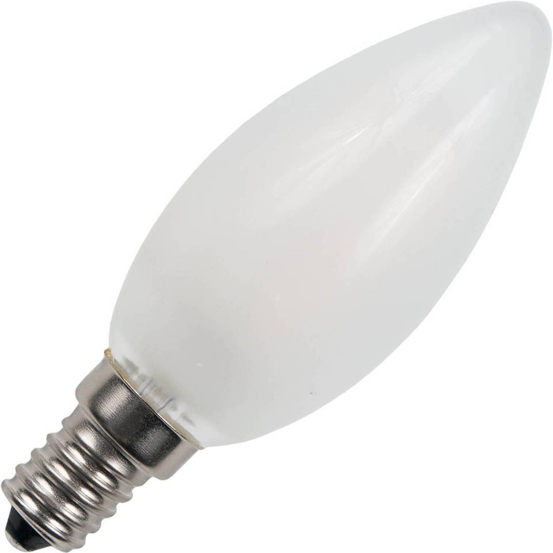 Ampoule flamme led filament mate 1,9w (remplace 15w) petit culot e14 ...