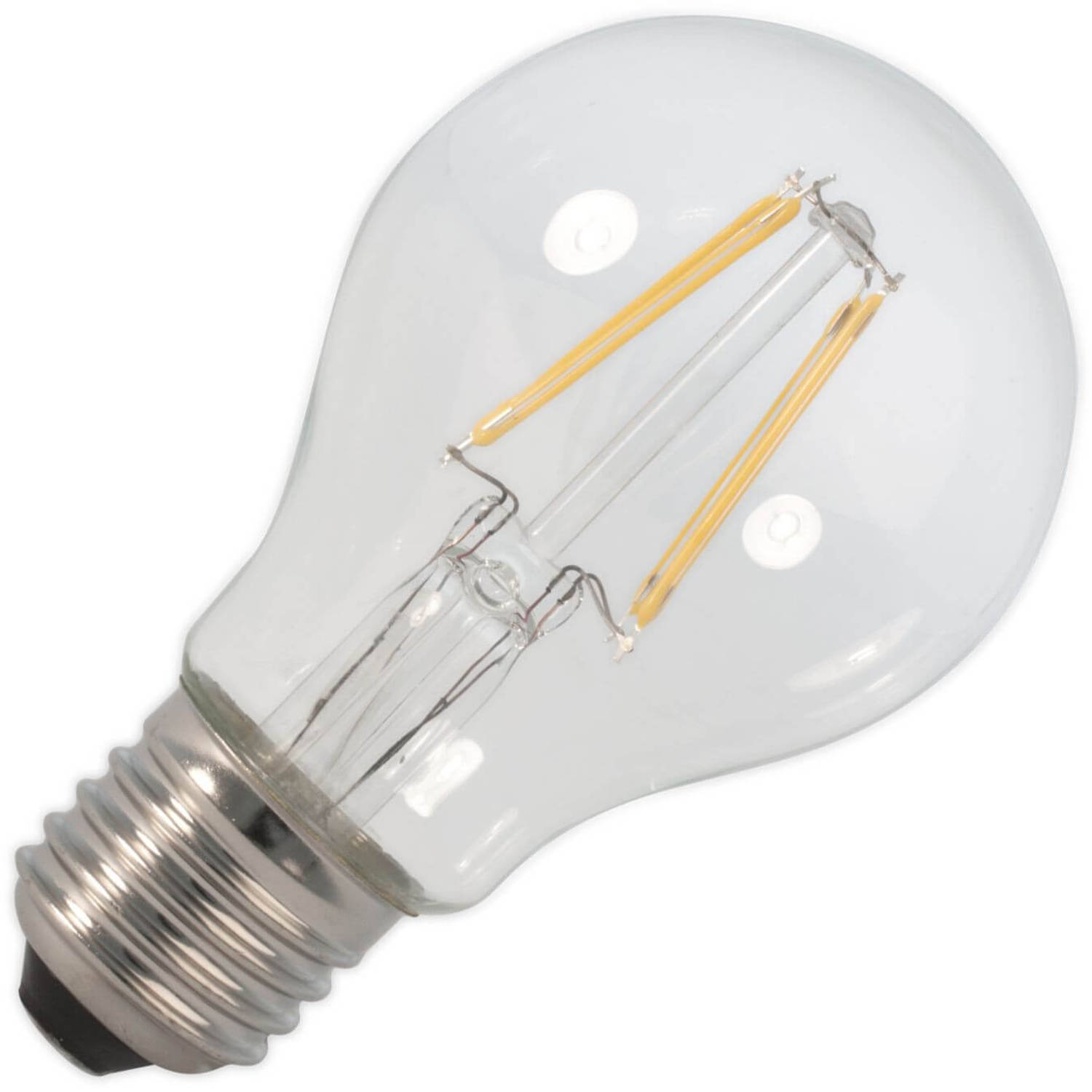 Standaardlamp led filament 4w (vervangt 40w) grote fitting e27