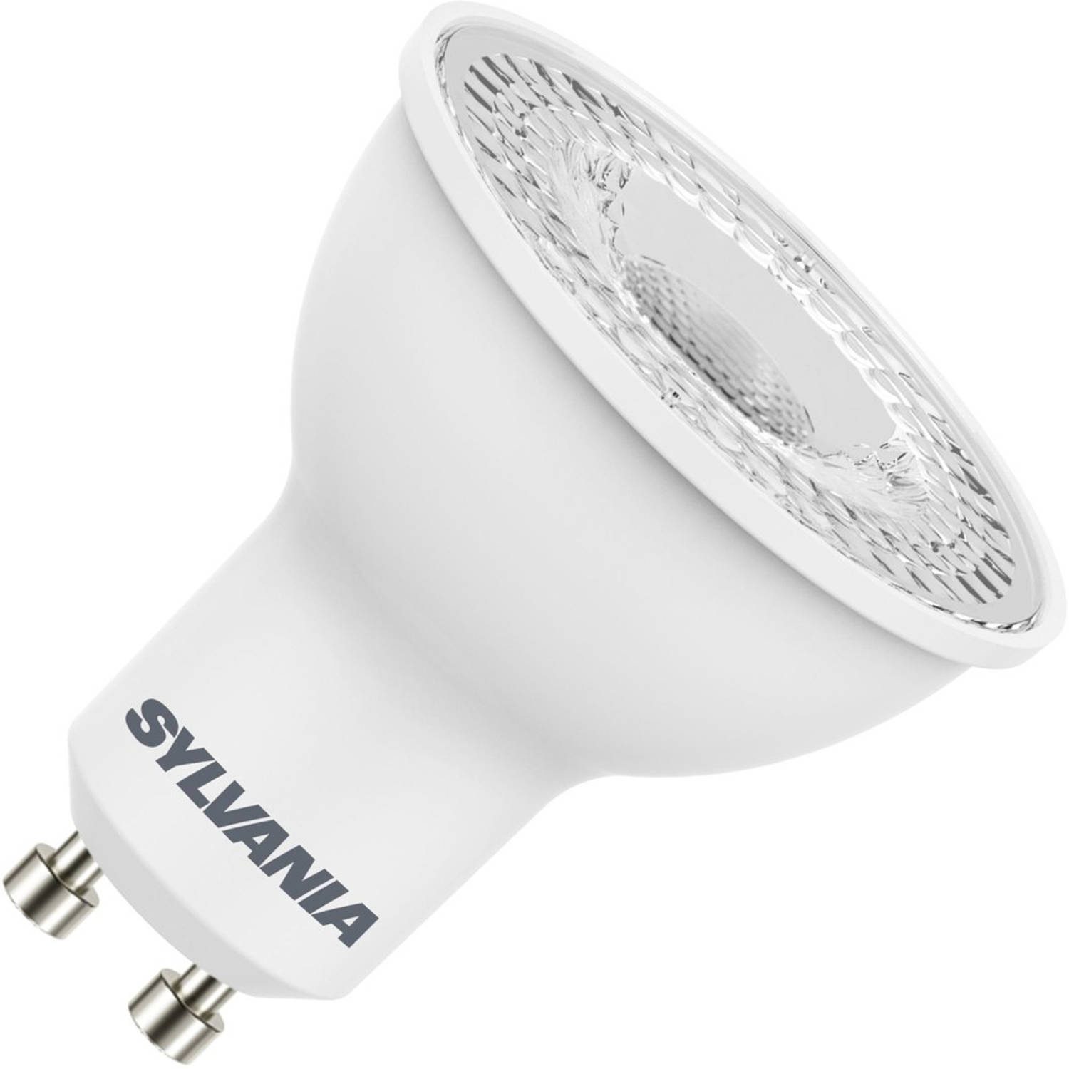 Sylvania led reflector 230v 5,5w (vervangt 50w) gu10 50mm 3000 warm-wit