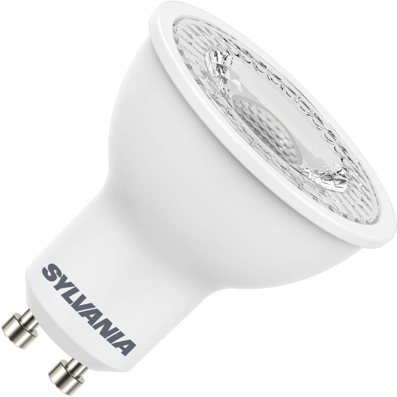 Sylvania led reflector 230v 3,6w (vervangt 36w) gu10 50mm 4000 koel-wit