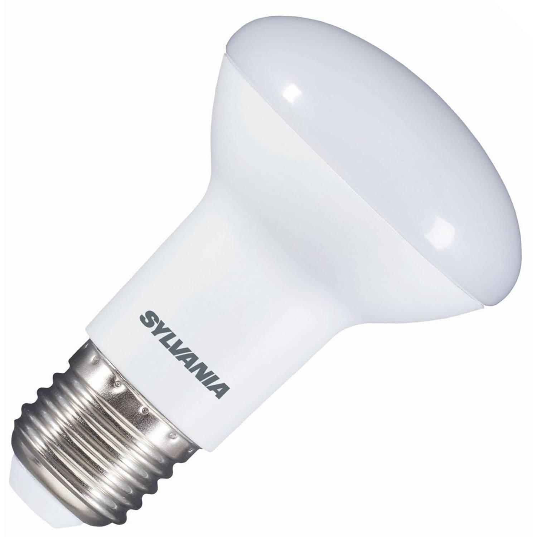 Sylvania reflectorlamp r63 led 7w (vervangt 63w) grote fitting e27