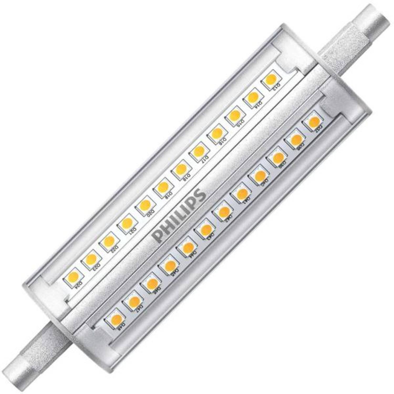 Philips buislamp led 230v 14w (vervangt 100w) r7s 118mm
