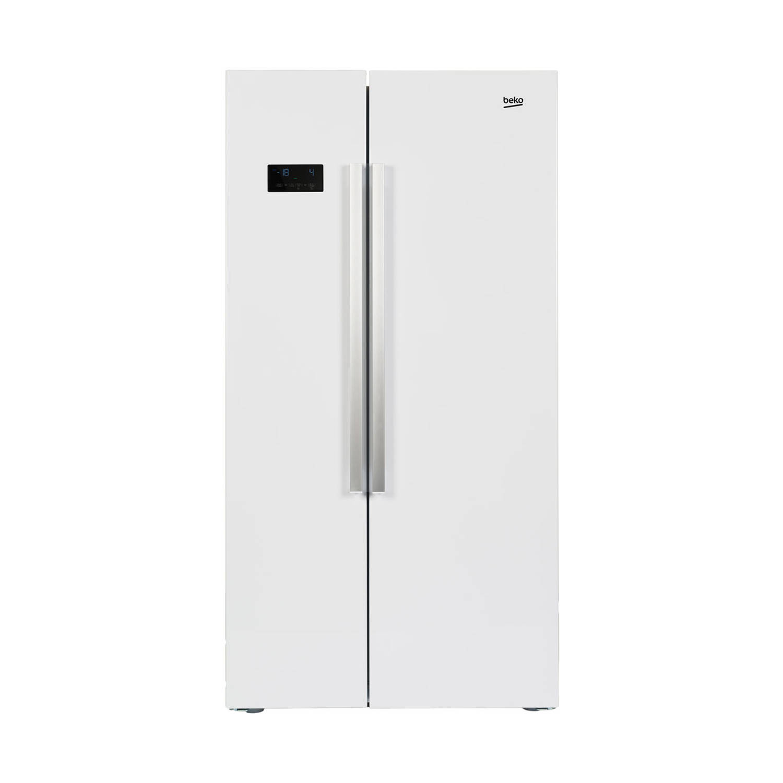 Beko GN163120 amerikaanse koelkasten - Wit