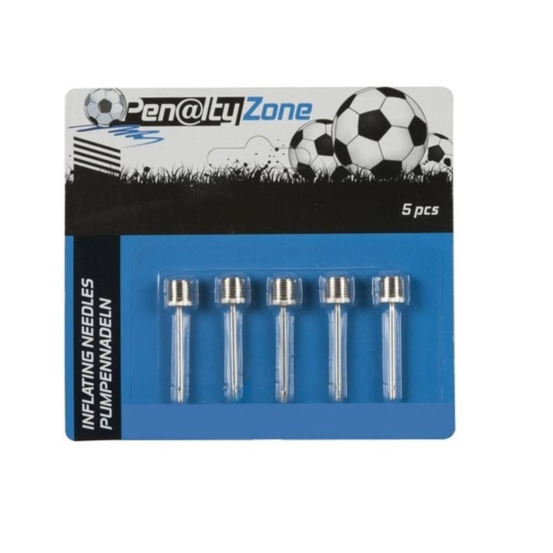 Korting Penalty Zone Opblaasventiel 5 Stuks Zilver