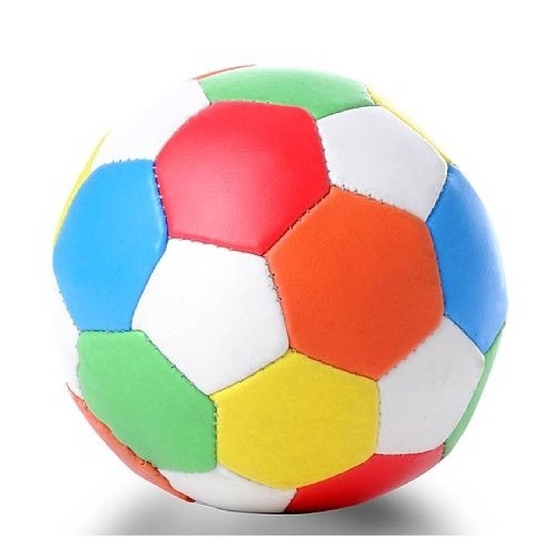 Afbeelding van Angel Toys Softbal 10 cm 6 kleuren