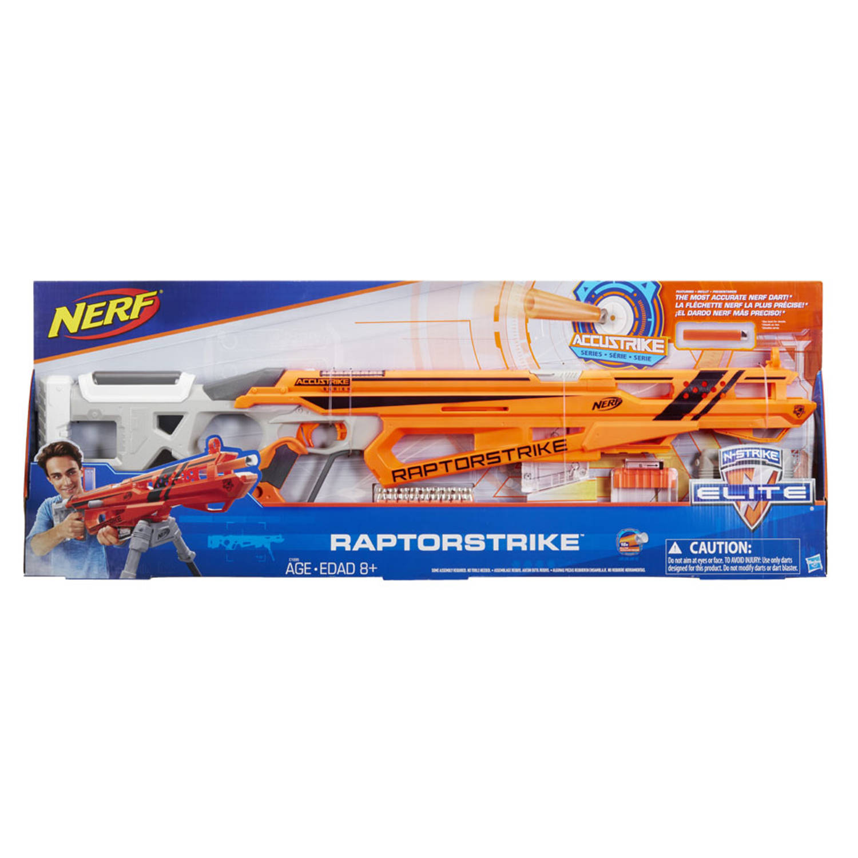 NERF Elite Accustrike Raptorstrike