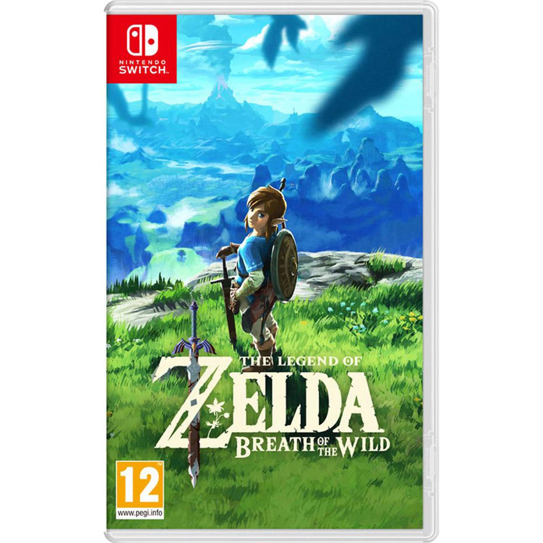 Nintendo Switch Zelda Breath of the Wild kopen
