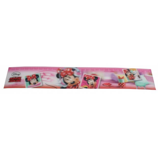 Disney Minnie Mouse Liniaal 3D
