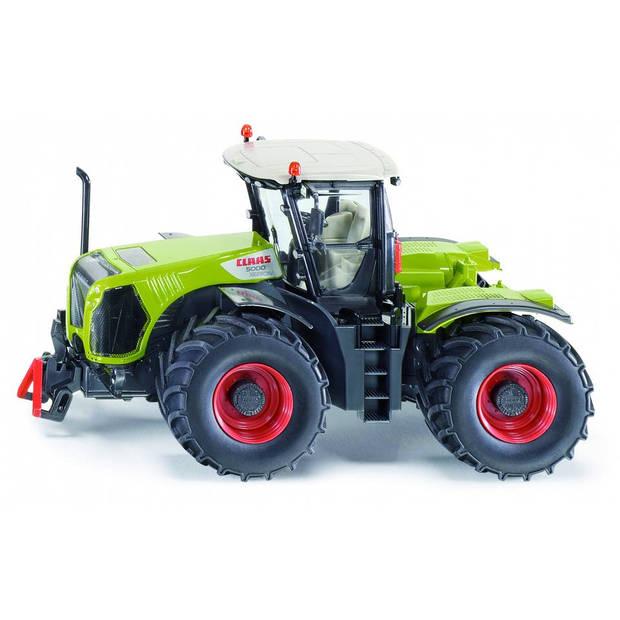 Siku claas xerion 5000 tractor 1:32 groen (3270)