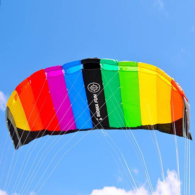 Matras vlieger Sigma Fun 1.6 Rainbow