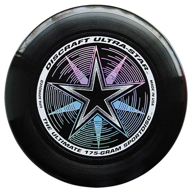 Disc ultrastar pro 175 gr zwart