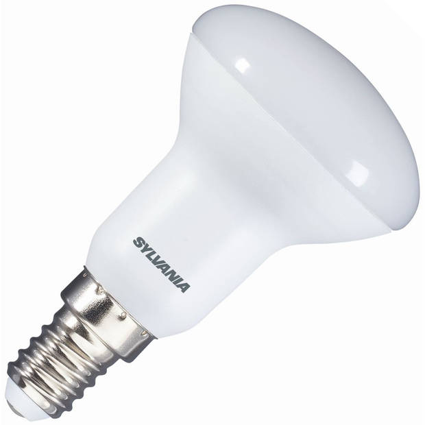 Sylvania reflectorlamp r50 led 5w (vervangt 47w) kleine fitting e14
