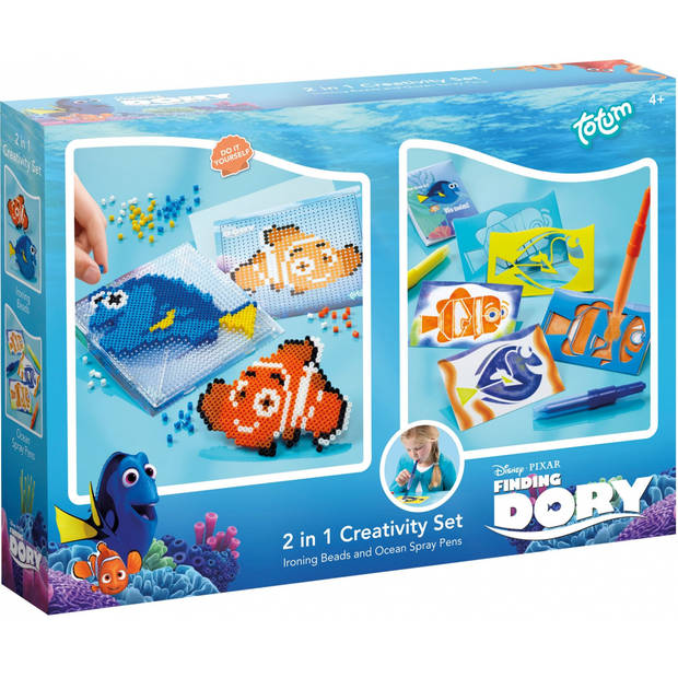 Disney Knutselset Finding Dory 2 in 1