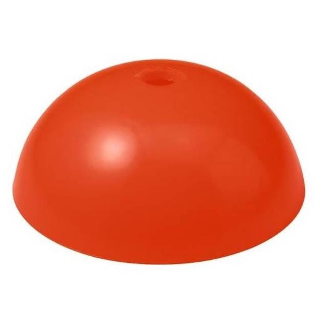 TOM Afbakenbollen Hard Plastic 10 stuks Oranje