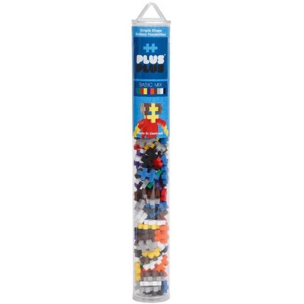 Plus-Plus Mini Basic buis basis 100 stuks