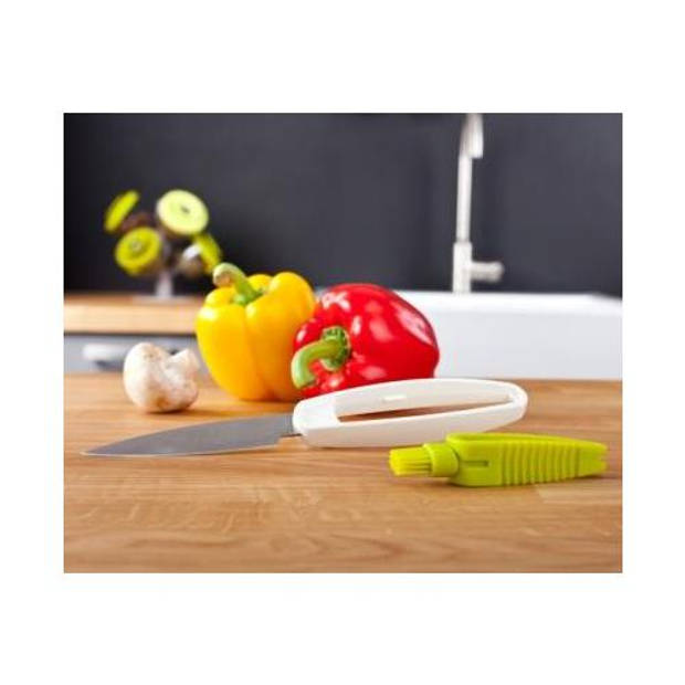 Groentemesje met borstel - Tomorrow's Kitchen
