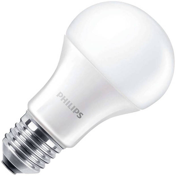 Philips standaardlamp led mat 13w (vervangt 100w) grote fitting grote fitting e27