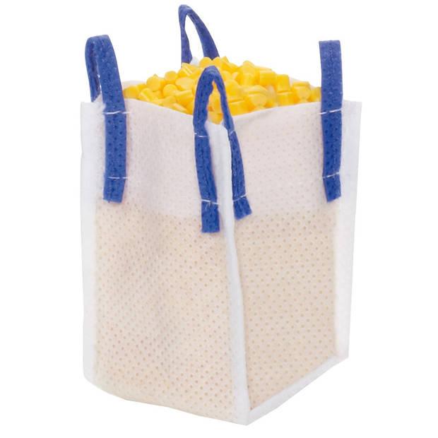Siku kunststof korrels met big-bag (5595)