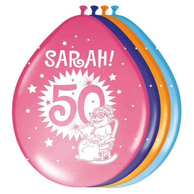 Ballonnen sarah 50