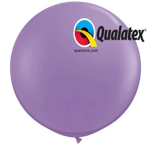 Megaballon lilac fashion 95 cm 1 stuks