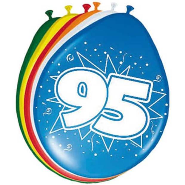 Ballonnen 95 jaar