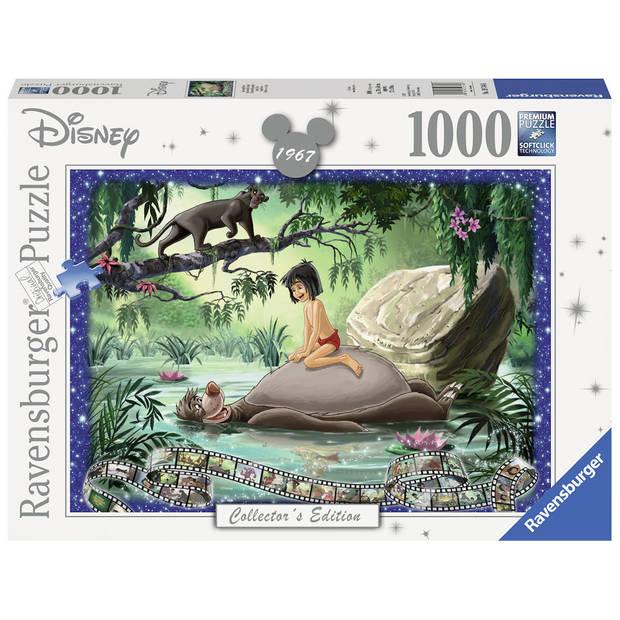 Ravensburger puzzel Disney Jungle Boek - 1000 stukjes