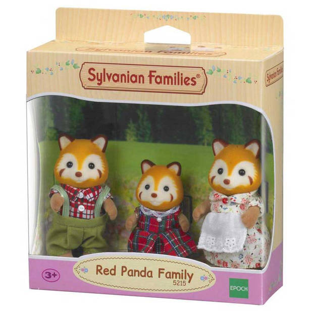 Sylvanian Families familie Rode Panda 5215