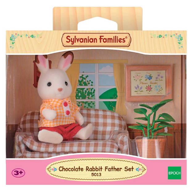 Sylvanian Families chocoladekonijn vader 5013